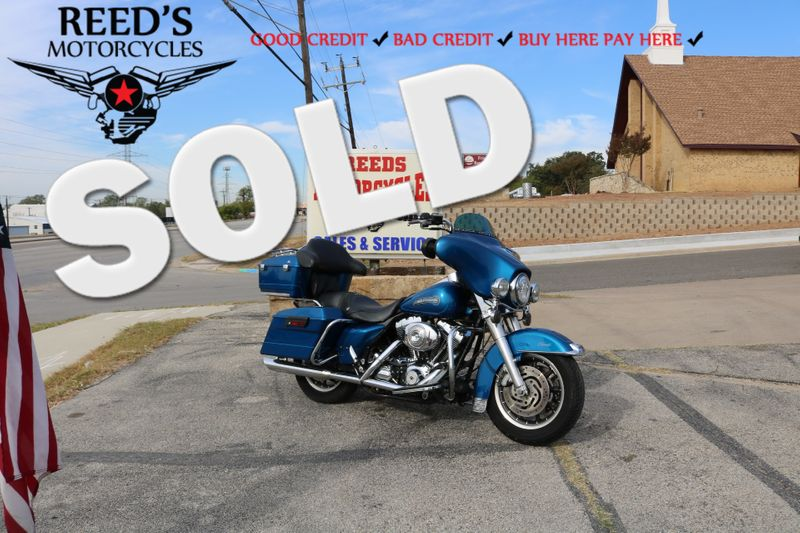 2006 Harley Davidson Electra Glide  Classic | Hurst, Texas | Reed's Motorcycles in Hurst Texas
