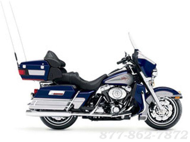 2006 Harley-Davidson ELECTRA GLIDE ULTRA CLASSIC FLHTCUI ULTRA CLASSIC