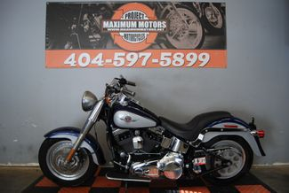 2006 Harley-Davidson Fat Boy FLSTFI Jackson, Georgia 8