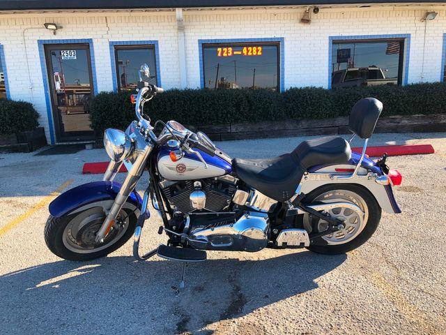 2006 Harley-Davidson Fat Boy FLSTFI