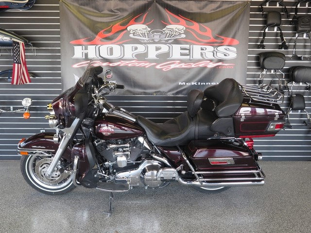 2006 Harley-Davidson FLHTCUI Ultra Classic Electra Glide in McKinney, Texas 75070