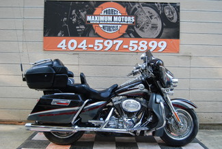 2006 Harley Davidson FLHTCUSE Screamin Eagle Ultra Jackson, Georgia