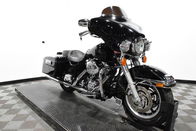 2006 Harley-Davidson FLHTPI - Electra Glide Police