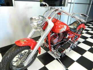 2006 Harley-Davidson FLSTF CUSTOM ULTRA in Pompano, Florida 33064