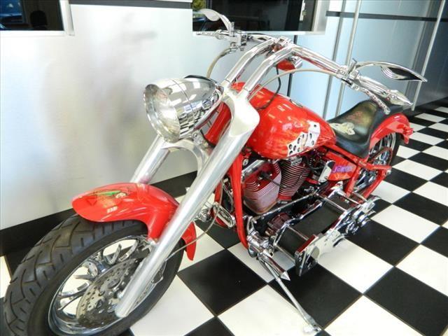2006 Harley-Davidson FLSTF CUSTOM ULTRA