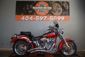 2006 Harley Davidson FLSTFSE Screamin Eagle Fatboy Jackson, Georgia