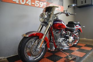 2006 Harley Davidson FLSTFSE Screamin Eagle Fatboy Jackson, Georgia 10