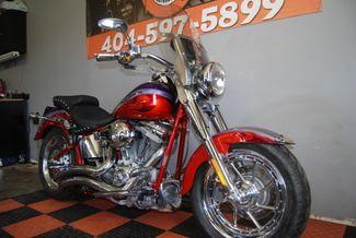 2006 Harley Davidson FLSTFSE Screamin Eagle Fatboy Jackson, Georgia 2