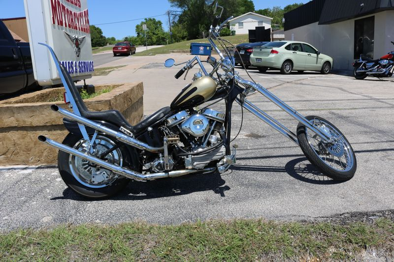 2006 Harley Davidson Panhead      Hurst, Texas   Reed's Motorcycles in Hurst Texas