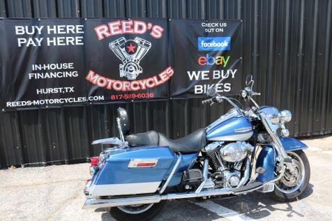 2006 Harley Davidson Road King FLHRI | Hurst, Texas | Reed's Motorcycles in Hurst, Texas
