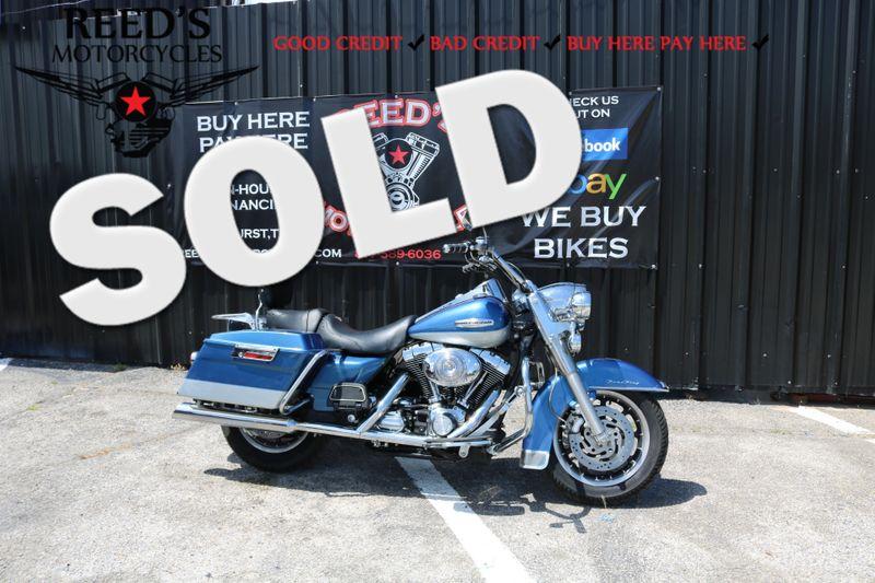 2006 Harley Davidson Road King FLHRI | Hurst, Texas | Reed's Motorcycles in Hurst Texas