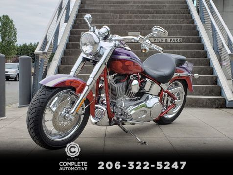 2006 Harley Davidson FLSTSE2 Screamin' Eagle Fat Boy 4,712 Actual Miles Local 1 Owner Like New RARE! in Seattle