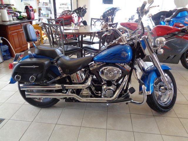 2006 Harley-Davidson Softail® Fat Boy® Custom Work