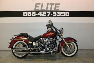 2006 Harley Davidson Softail Deluxe in Boynton Beach, FL 33426