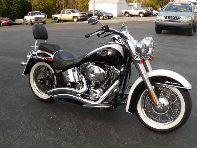 2006 Harley-Davidson Softail Deluxe FLSTN