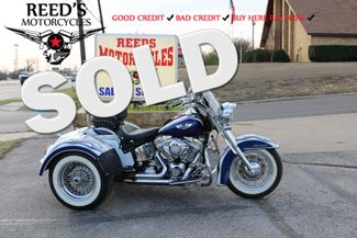 2006 Harley Davidson Softail Deluxe Trike | Hurst, Texas | Reed's Motorcycles in Hurst Texas