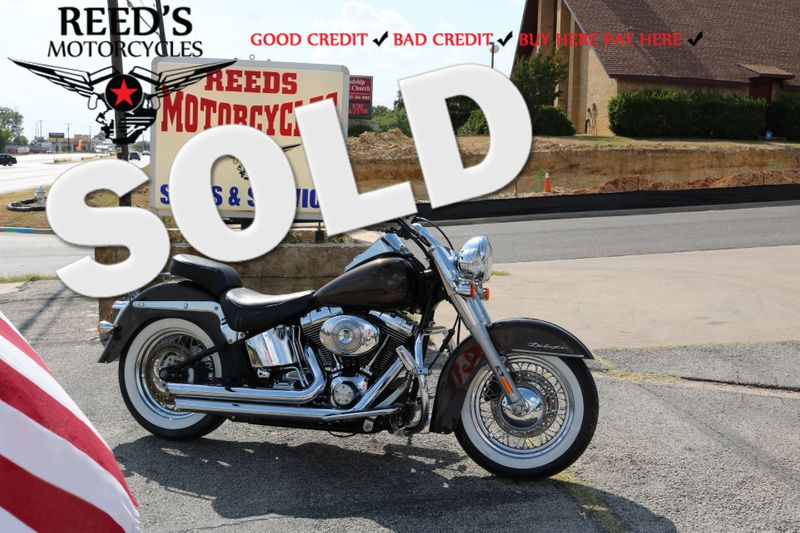 2006 Harley Davidson Softail Deluxe | Hurst, Texas | Reed's Motorcycles in Hurst Texas