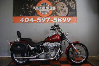 2006 Harley-Davidson Softail Standard FXSTI Jackson, Georgia