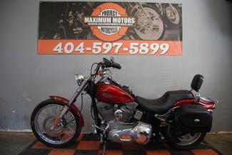 2006 Harley-Davidson Softail Standard FXSTI Jackson, Georgia 10