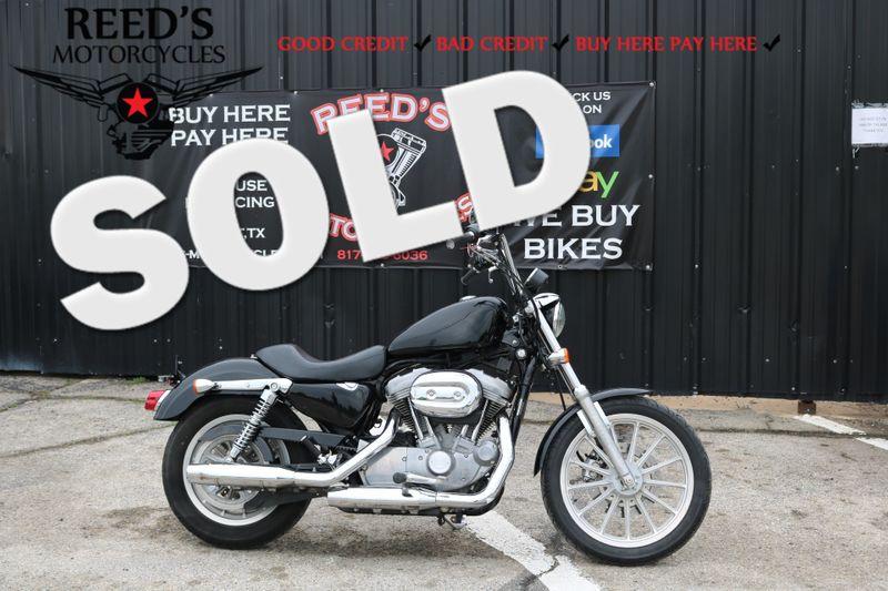 2006 Harley Davidson Sportster 883 XL883   Hurst, Texas   Reed's Motorcycles in Hurst Texas