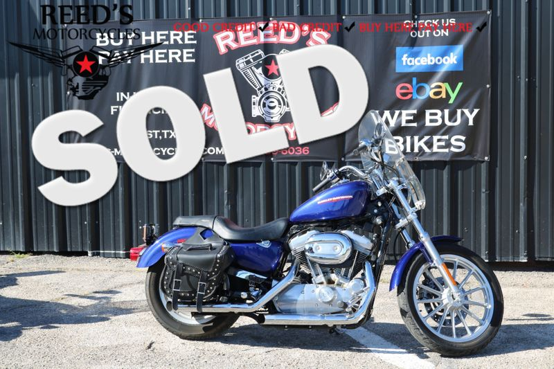 2006 Harley Davidson Sportster 883L Low XL883L   Hurst, Texas   Reed's Motorcycles in Hurst Texas