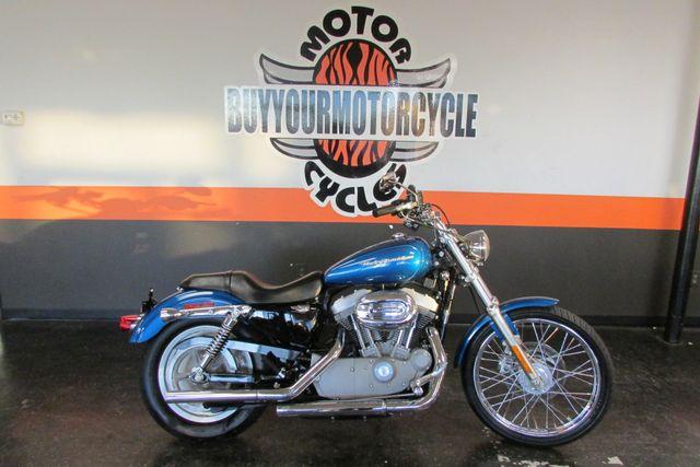 2006 Harley Davidson SPORTSTER XL883C in Arlington, Texas 76010