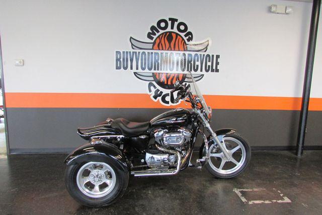 2006 Harley-Davidson Sportster® 1200 Custom Arlington, Texas 0