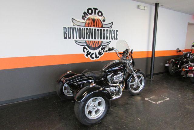 2006 Harley-Davidson Sportster® 1200 Custom Arlington, Texas 1