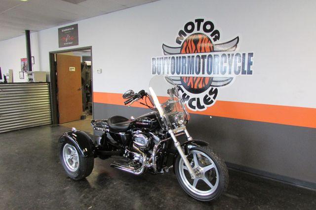 2006 Harley-Davidson Sportster® 1200 Custom Arlington, Texas 2