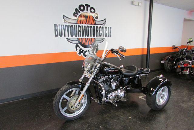2006 Harley-Davidson Sportster® 1200 Custom Arlington, Texas 27
