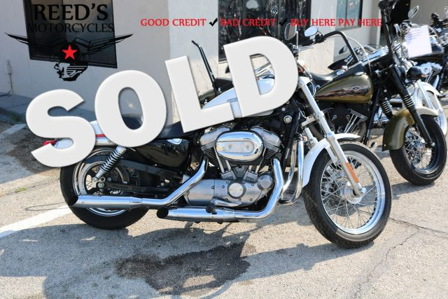 2006 Harley Davidson Sportster  883 Low | Hurst, Texas | Reed's Motorcycles in Hurst Texas