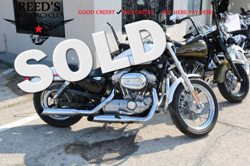 2006 Harley Davidson Sportster  883 Low | Hurst, Texas | Reed's Motorcycles in Hurst Texas