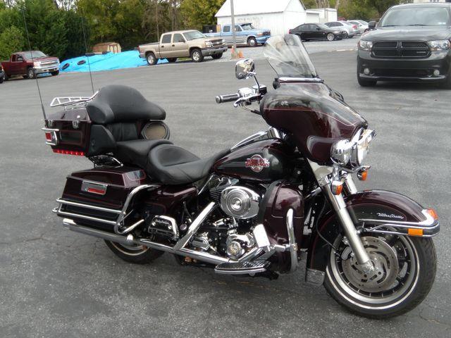 2006 Harley-Davidson Ultra Classic Electra Glide FLHTCUI in Ephrata, PA 17522