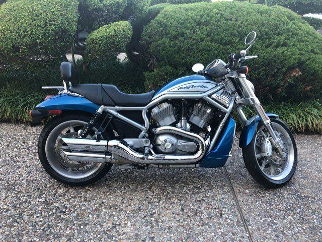 2006 Harley-Davidson VRSCR Street Rod