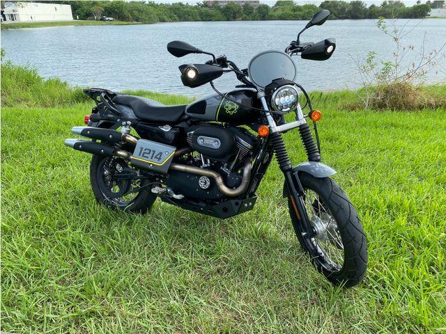 2006 Harley-Davidson XL1200L Hugo moto enduro