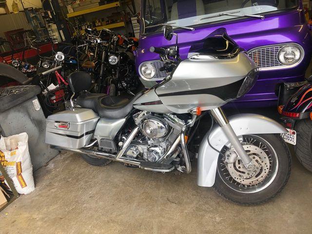 2006 Harley DUAL HEADLIGHT bagger