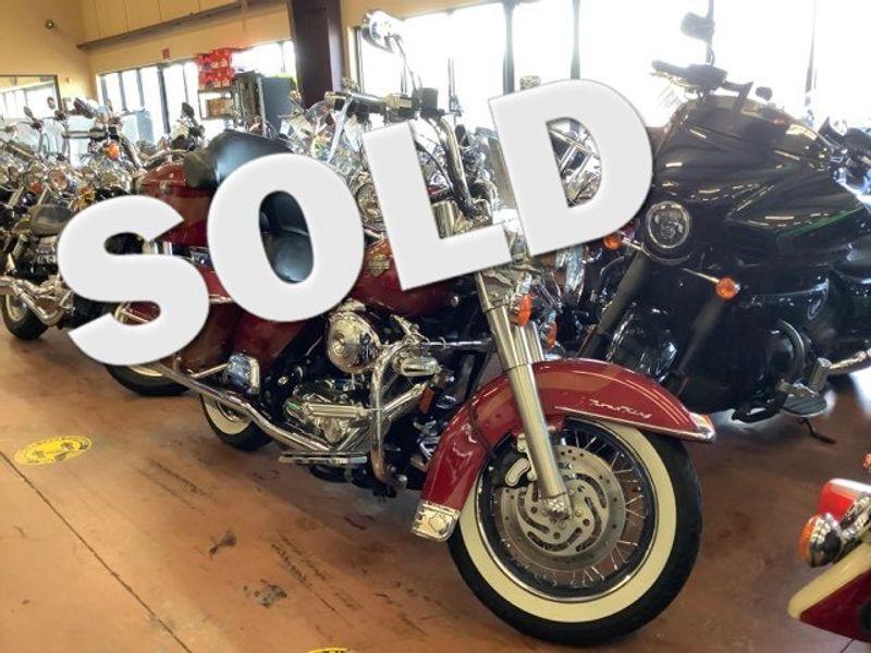 2006 Harley ROAD KING  - John Gibson Auto Sales Hot Springs in Hot Springs Arkansas