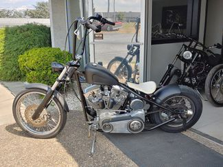 2006 Harley WISKEY CHOP Bobber 100cc rev tech in Harrisonburg, VA 22802