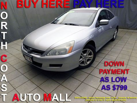 2006 Honda Accord LX As low as $799 DOWN in Cleveland, Ohio