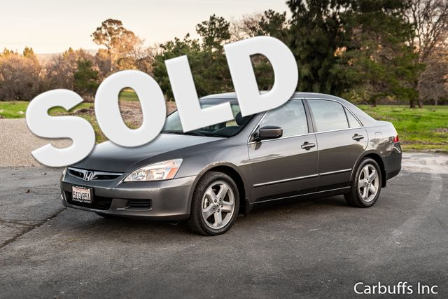 2006 Honda Accord EX-L V6 with NAVI | Concord, CA | Carbuffs in Concord