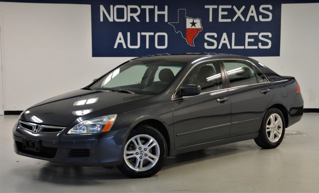 2006 Honda Accord SE 1 Owner in Dallas, TX 75247