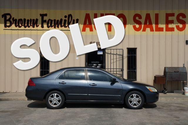 2006 Honda Accord LX SE   Houston, TX   Brown Family Auto Sales in Houston TX