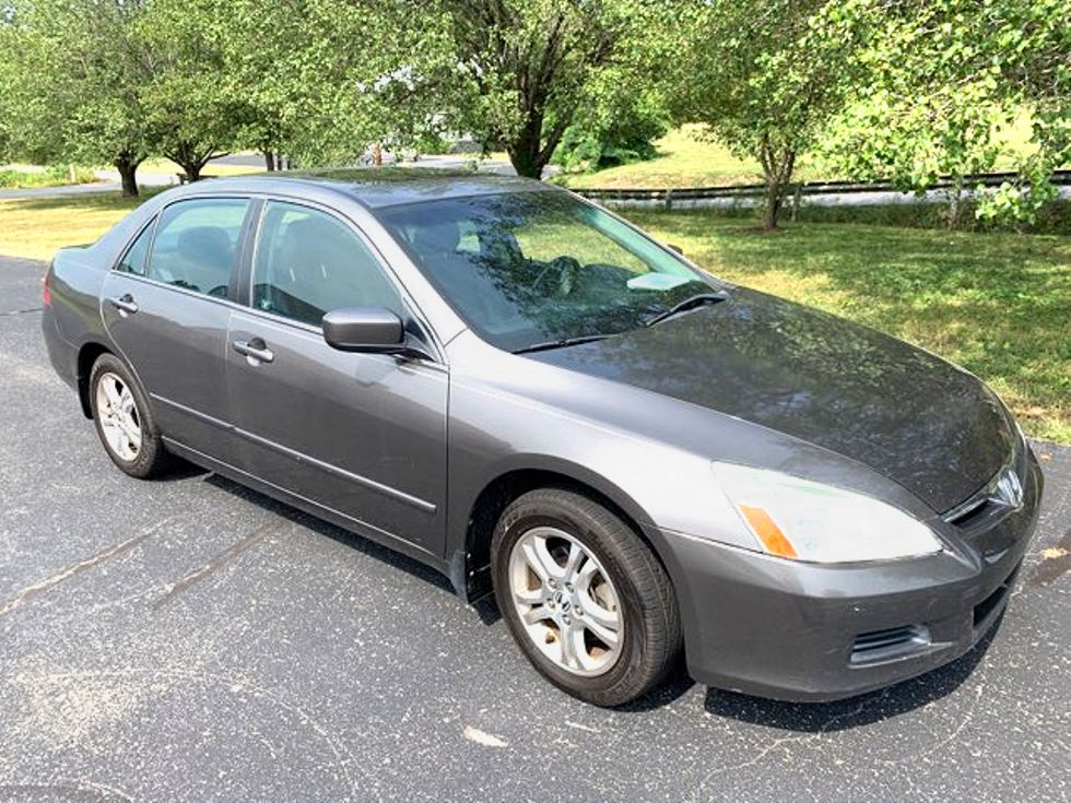 2006 Honda Accord Sedan >> 2006 Honda Accord Ex L Knoxville Tennessee Carmart