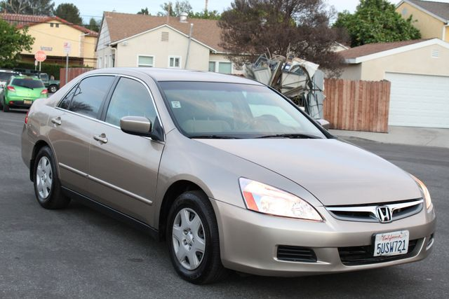2006 Honda ACCORD LX 36K MLS AUTOMATIC SERVICE RECORDS in Van Nuys, CA 91406