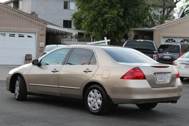 2006 Honda ACCORD LX 36K MLS AUTOMATIC SERVICE RECORDS in Van Nuys, CA 91406