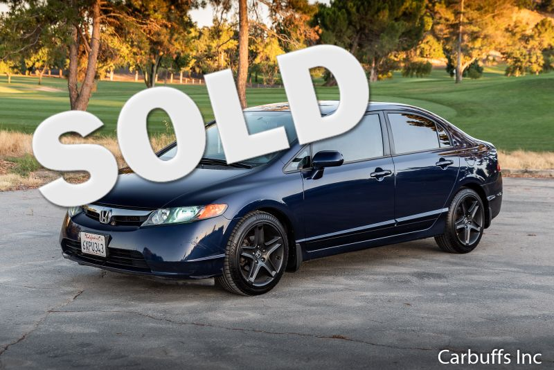2006 Honda Civic LX | Concord, CA | Carbuffs
