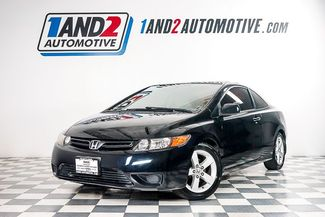 2006 Honda Civic EX Coupe AT with Navigation in Dallas TX