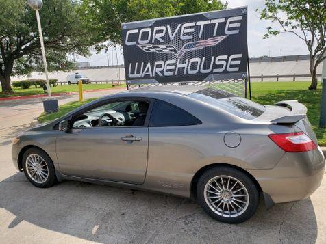 2006 Honda Civic Coupe SI, Manual, CD Olayer, Sunroof, Alloys 127k | Dallas, Texas | Corvette Warehouse  in Dallas, Texas