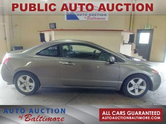 2006 Honda CIVIC EX  | JOPPA, MD | Auto Auction of Baltimore  in Joppa MD