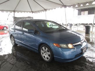 2006 Honda Civic LX Gardena, California 3